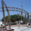 The Entrance To Surfers Paradise Beach