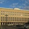 The Exterior Of Tempelhof Airport