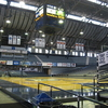 The Floor Of Hinkle Fieldhouse