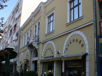 The Former Shop of Artúr Löfkovics