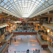 The Galleria Interior View