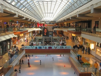 The Galleria Mall