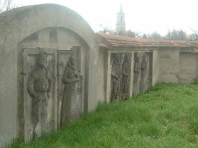 The Gallery of Grave Stones in Kożuchów