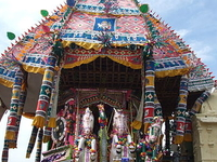 Thiruvarur world Heritage Monument