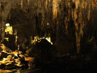 Hinagdanan Cave