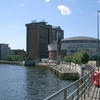 The River Lagan Belfast