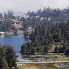 View Of Kodaikanal Lake