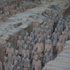 The Largest Excavation Pit Of The Terracotta Army