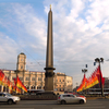 The Leningrad Monument
