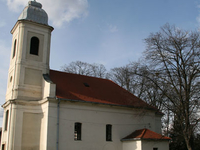 The little Baroque Church of Zirc