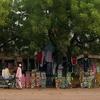 The Market At Garoua