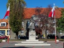 The Monument Of Jan Kiliński