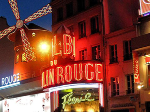 Paris by Night: Dinner at Les Ombres, Seine River Sightseeing Cruise and Cabaret Show Photos