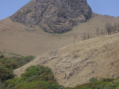 The Mukurthi Peak & Mukurthi National Park
