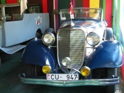 The Museum of Antique Vehicles