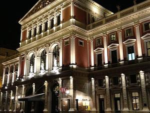Vienna Mozart Concert at the Musikverein Photos