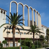 The Nine Arches At Stade Louis II