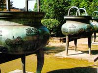 The Nine Dynastic Urns