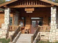 The North Rim Visitor Center