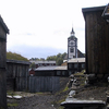 The Old Rros In Front Of The Church