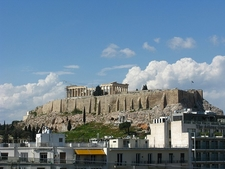 The Parthenon - Acropolis Of Athens - Greece