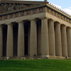 The Parthenon In Nashville's Centennial Park