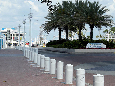 The Pier Of St. Petersburg - Florida