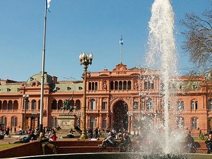 Buenos Aires Sightseeing Tour Photos