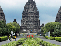 Prambanan Temple Complex