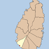 The Quarter Of Choiseul In Saint Lucia