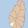 The Quarter Of Choiseul In Saint Lucia