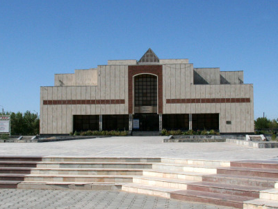 The Savitsky Karakalpakstan Art Museum At Nukus