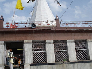 Sharda Devi Temple