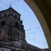 The Sinking Belltower Of Laoag