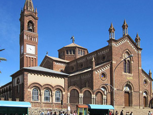 Roman Catholic Cathedral of Asmara