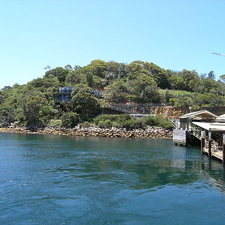 The Taronga Zoo Ferry Wharf