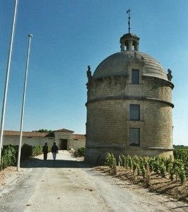 The Tower At Château Latour