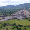 The View From The Pyramid Of The Sun