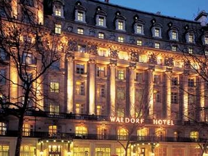 The Waldorf Hilton Hotel London