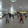 The West Basement Hall Of Shinjuku Station