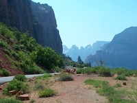 The Zion-Mount Carmel Highway