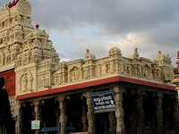 Thiruchendur Temple and Beach