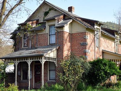 Thomas N Anderson House