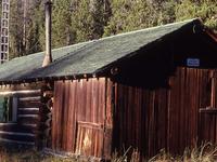 Thorofare Patrol Cabin