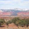 Thousand Lake Mountain - Capitol Reef - Utah - USA