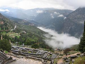 Three Days Delphi-Meteora T-Class Photos