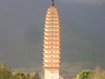 Three Pagodas