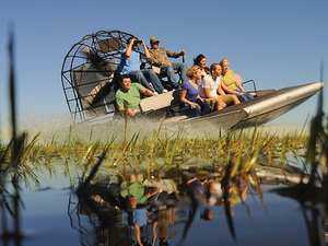 Florida Airboat Adventure Photos