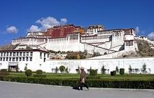 Tibet - Potala Palace In Lhasa