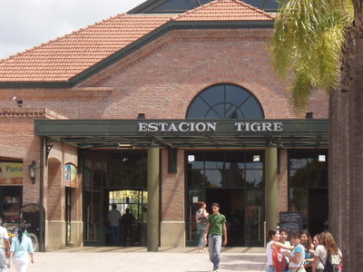 Tigre Train Station